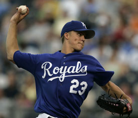 KC will need Greinke and Co. to come up big to contend in 2009.